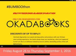 #BUMBOOthon flyer
