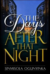 The Days after that Night Paperback cover